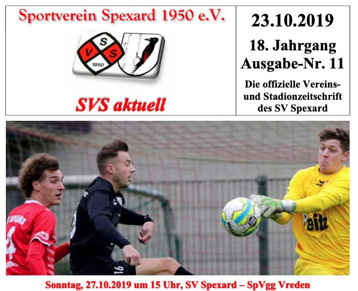 Startseite Sv Spexard 1950 E V
